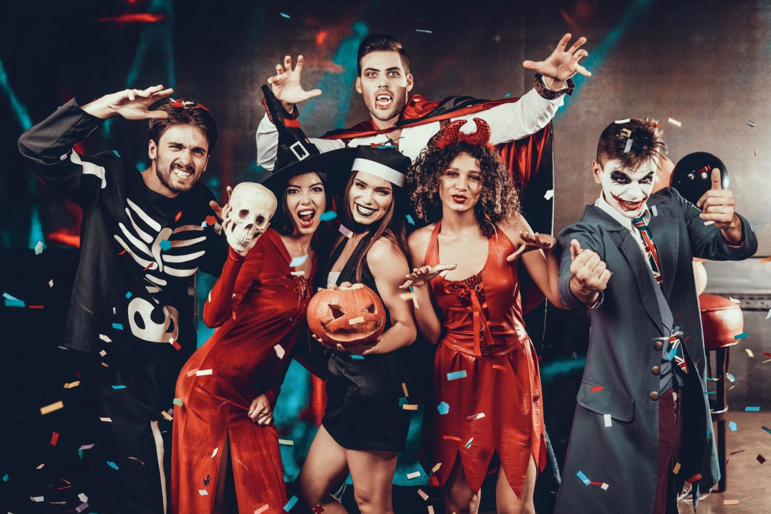 Classy and Elegant Halloween Party Ideas
