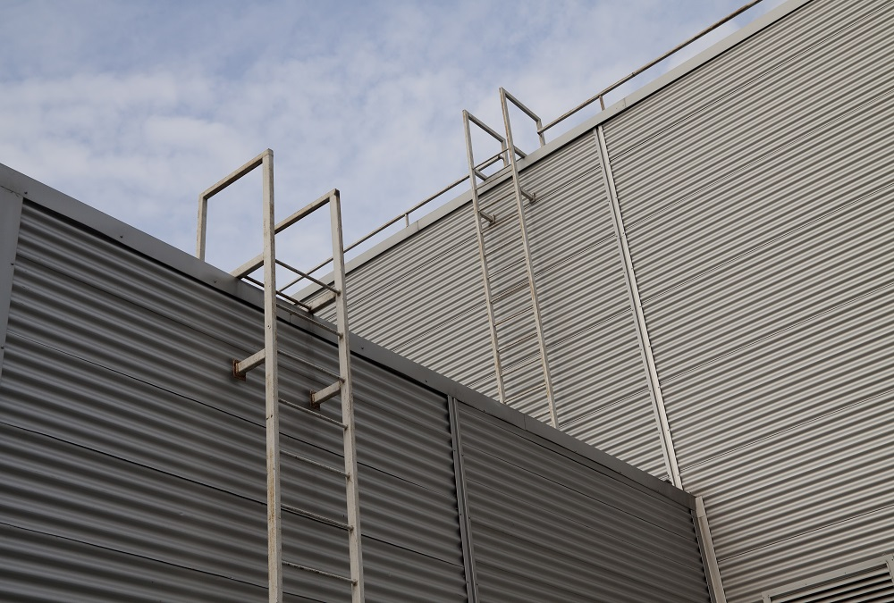 An Easy Way To Select A Roof Access Ladder