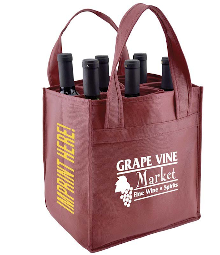 Order The Customized And Printed Wine Bags For Your Company – Why?
