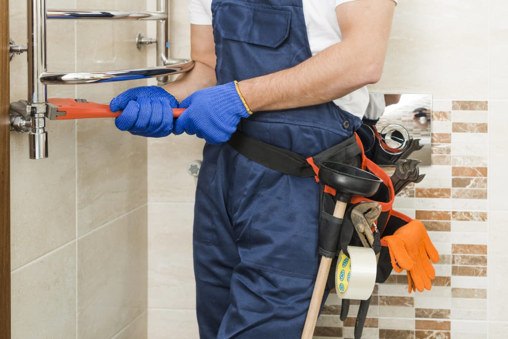 Never Hire The Plumber Without Adequate Research – Why?